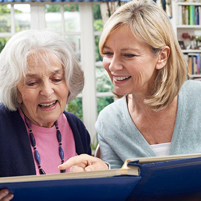 Memory Care at Glencroft